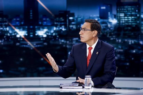 Martín Vizcarra sostiene que nunca recomendó a Richard Cisneros