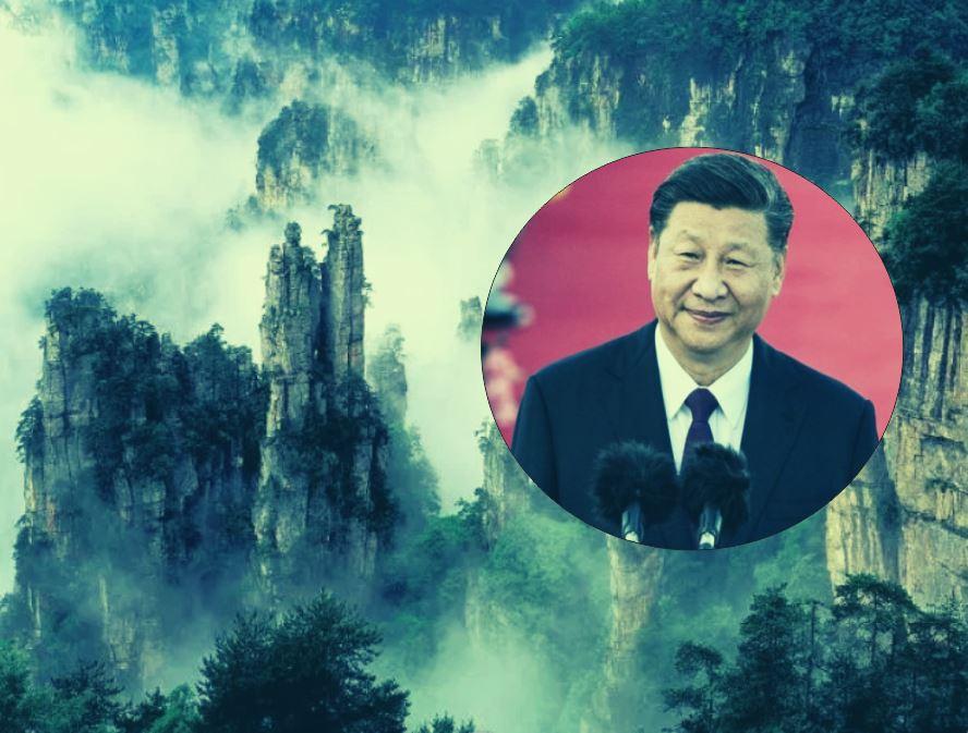CHINA PRETENDE CREAR SU PROPIA LLUVIA Y NIEVE