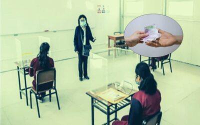 EDUCACIÓN: COLEGIOS PRIVADOS SOLO PUEDEN COBRAR PENSIÓN MENSUAL, MATRÍCULA Y CUOTA DE INGRESO