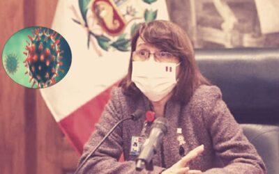 """Pilar Mazzetti: """"El virus con el cual comenzamos no es el mismo al que enfrentamos ahora"""""""