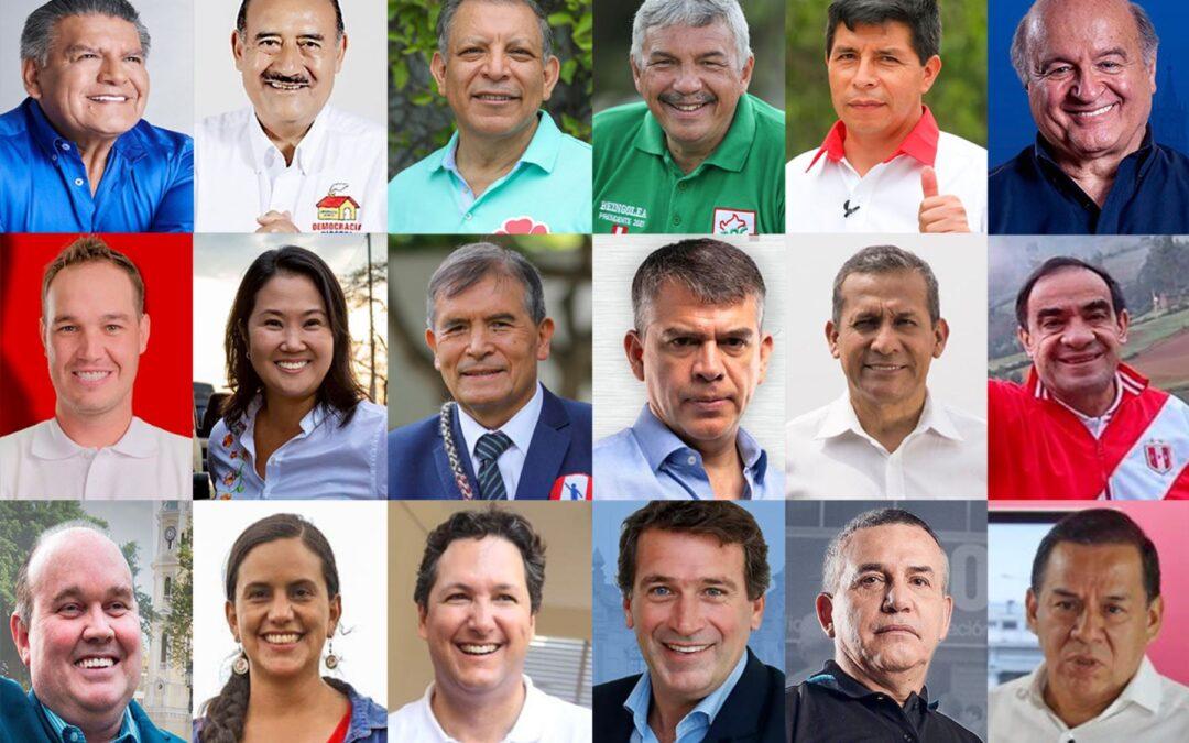 Elecciones Generales 2021: UNMSM organiza debate presidencial para este 23, 24 y 25 de marzo