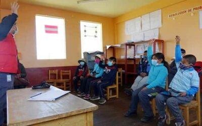 """CADEx: """"El retorno a las aulas será seguro, flexible, gradual y voluntario"""""""