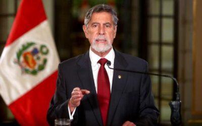 """Francisco Sagasti: """"El precio del petróleo no lo fija el Gobierno"""""""