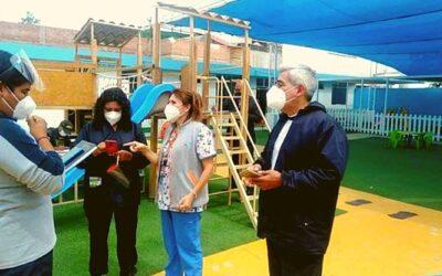 INTERVIENEN CUNA JARDÍN QUE HACIA CLASES PRESENCIALES