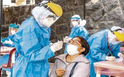 Arequipa: Operación Tayta viene realizando campañas de descarte de coronavirus