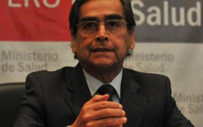 Ministro de Salud estima que en abril se vacunará a 60, 000 peruanos por día