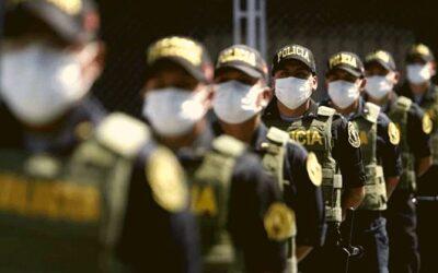POLICIAS GARANTIZARÁN MEDIDAS SANITARIAS EN SEMANA SANTA