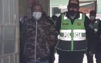Arequipa: Un hombre golpeó con una comba de plástico a su conviviente