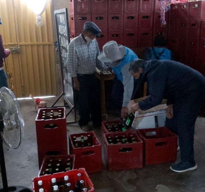Arequipa: 8 personas fueron detenidas en un bar clandestino