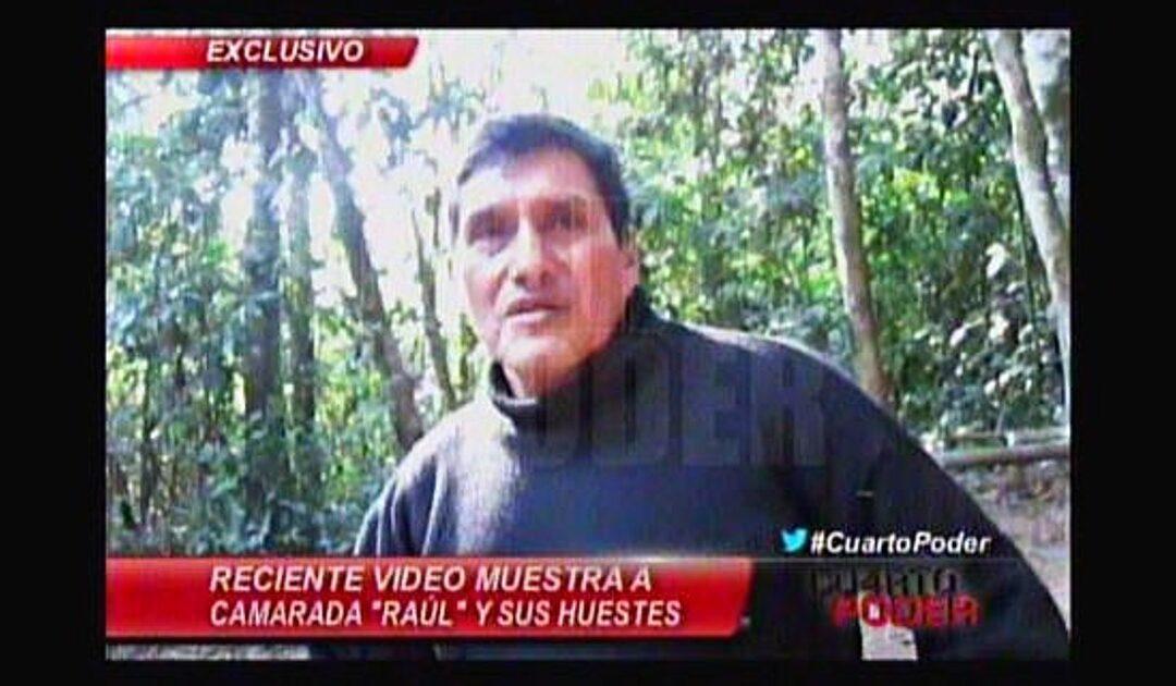 VRAEM: Las FF.AA. confirmaron la muerte de Jorge Quispe Palomino, alias 'Camarada Raúl', cabecilla de Sendero Luminoso