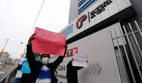 Arequipa: Universidad Tecnológica del Perú (UTP) – Filial de Arequipa, no escucha demanda de sus estudiantes