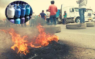 SNMPE ADVIERTE DESABASTECIMIENTO DE GAS Y GLP EN AREQUIPA, MOQUEGUA Y TACNA POR PARO DE TRANSPORTISTAS