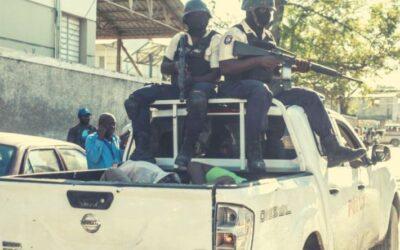 FUGA DE 400 PRISIONEROS EN HAITÍ DEJÓ 25 PERSONAS MUERTAS