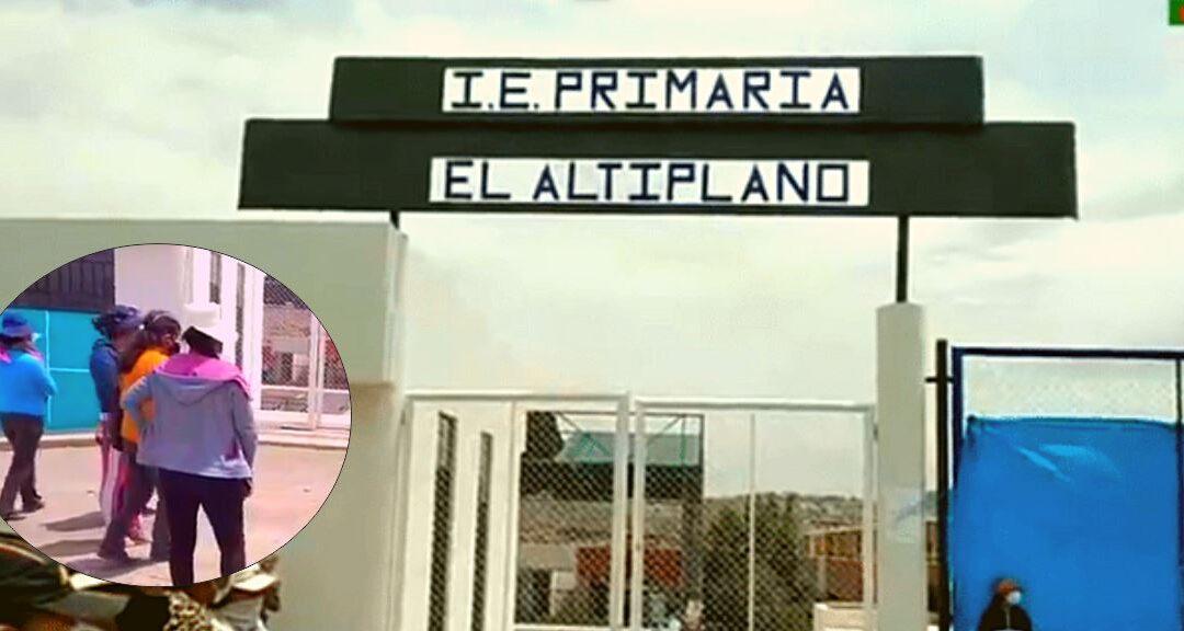 PIDEN RETIRO DE DOCENTE ACUSADO DE COMPARTIR PORNOGRAFÍA