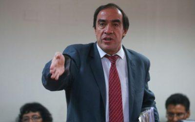 """Yonhy Lescano, sobre apoyo a Fujimori o Castillo: """"El partido tiene que tomar una decisión"""""""