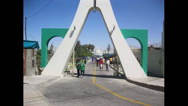 Arequipa: Cementerio de Paucarpata no cuenta con servicios de agua y luz