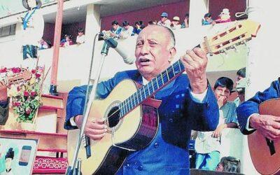 Arequipa: Falleció Enrique Luque, primera voz de Los Trovas de Chuquibamba