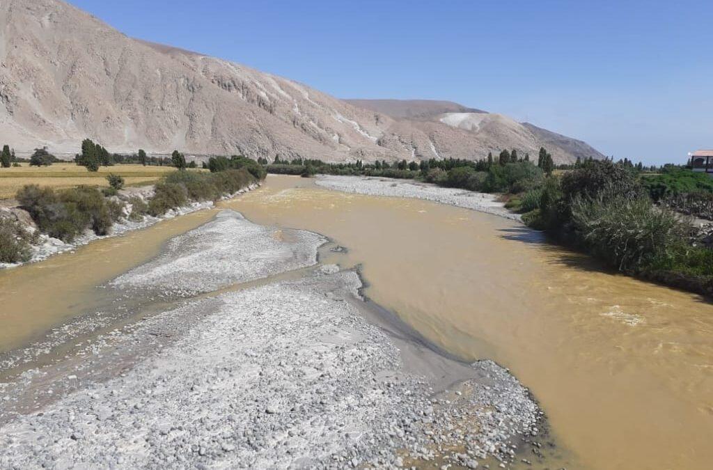 """Arequipa: Consejero Regional, Elmer Pinto: """"Hace 6 años viene siendo contaminado el río Tambo"""""""