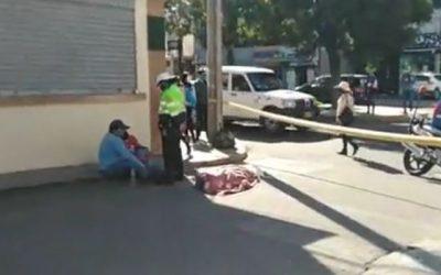 Arequipa: Mujer muere al caer de una compactadora de basura en Cayma