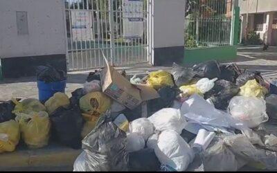 Arequipa: Montículos de basura genera malestar en vecinos de Paucarpata