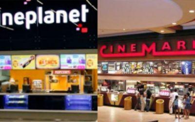 CINEMARK Y CINEPLANET ABRIRÁN SUS PUERTAS DESDE ESTE JUEVES 5 DE AGOSTO