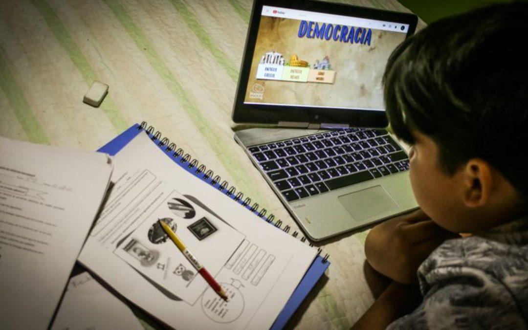 PROGRAMA «EDUCACIÓN DIGITAL» GANA PREMIO MUNDIAL DE INNOVACIÓN EDUCATIVA